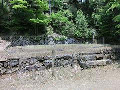 醍醐寺経蔵跡