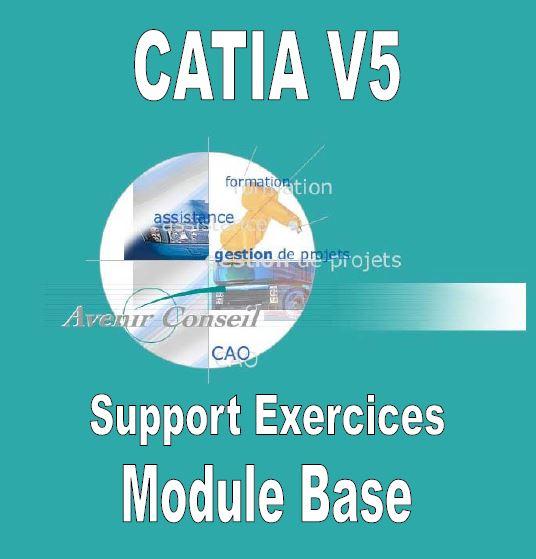 exercice catia 2d esquisse en pdf support de base apprendre catia v5