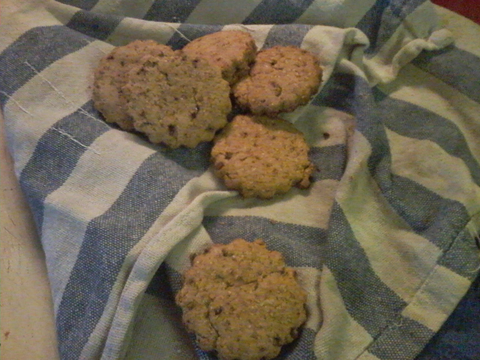 biscotti vegan camomilla