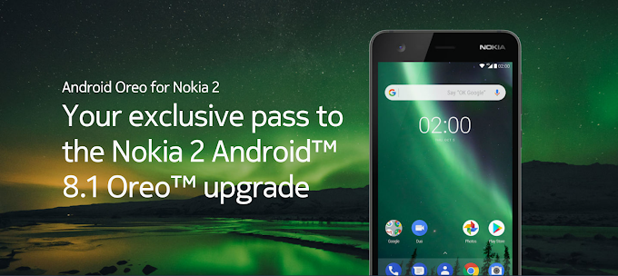 Android 8.1 Oreo update now available for Nokia 2 as an optional upgrade