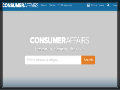 Consumer Affairs- Research, Review, and Resolve-400x300