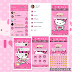 NS WhatsApp v6.40 Hello Kitty Big Bow Edition Latest Version Download Now By Tati