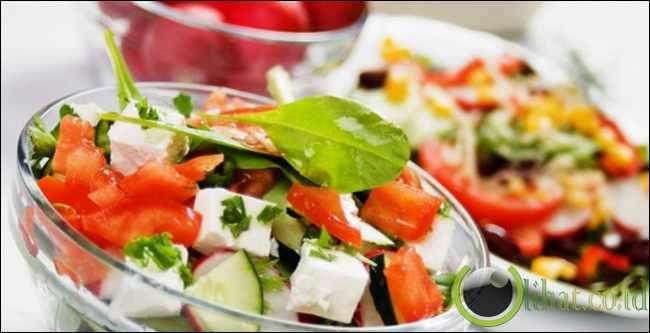Dressing salad dan bumbu siap pakai
