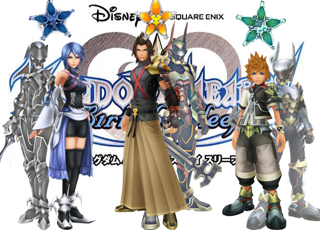 Listen, Read and Pay Attention: Kingdom Hearts Stories ...Terra And Aqua