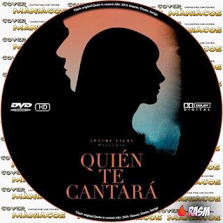 GALLETA QUIÉN TE CANTARÁ - 2019 [COVER DVD]