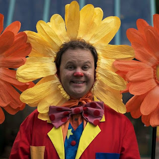 Should you let your toddler watch TV? Justin Fletcher as Mr Tumble