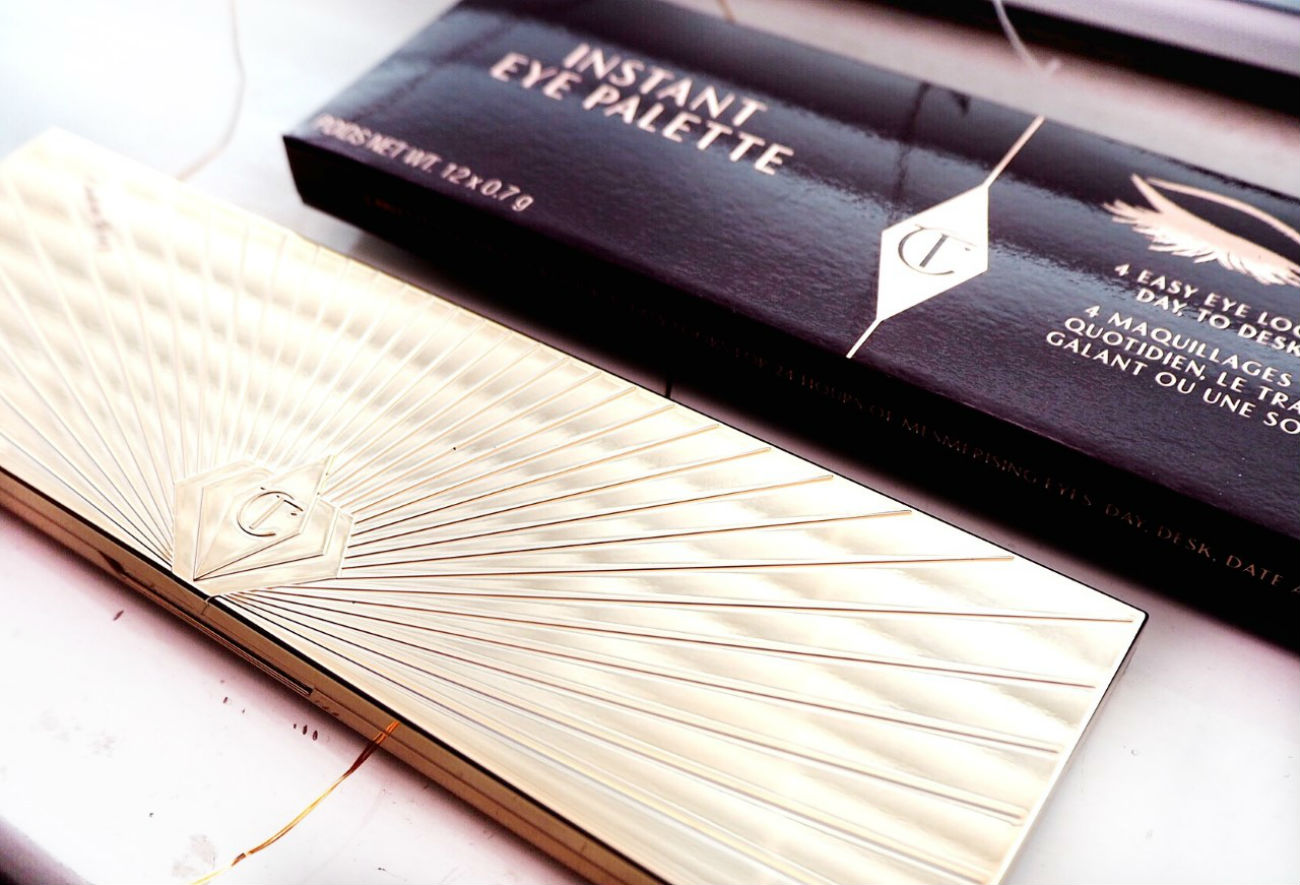 Charlotte Tilbury Instant Eye Palette, review