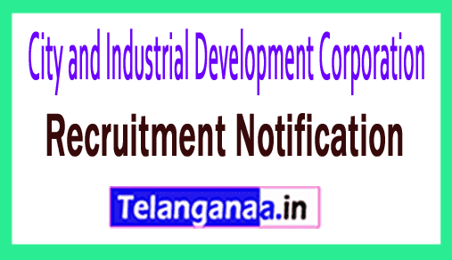 CIDCO City and Industrial Development Corporation Of Maharashtra Limited Recruitment Notifiaction