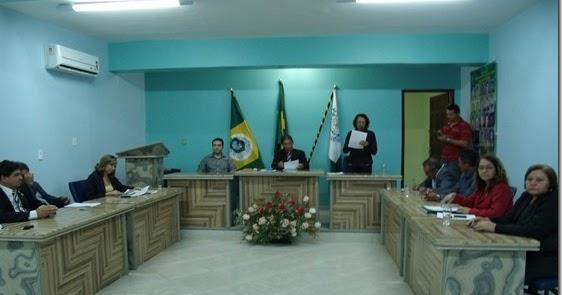 Câmara de Nova Olinda vota pedido de cassação do prefeito Ronaldo Sampaio