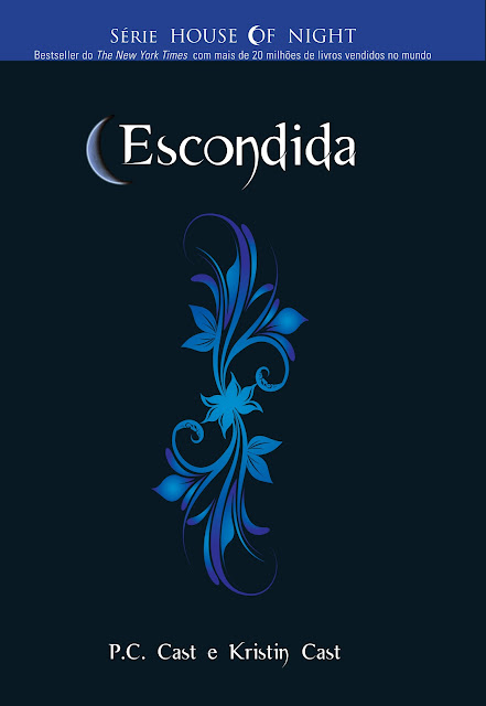 News: Capa do livro Escondida, de P.C. Cast 18
