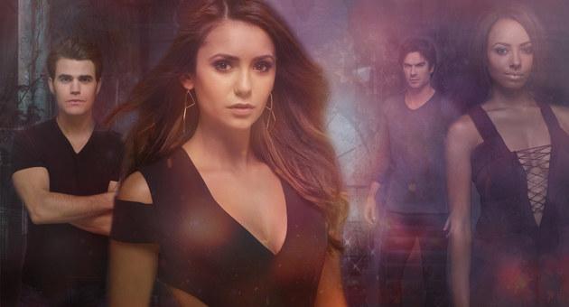 Elena está de volta no teaser do último episódio de The Vampire Diaries