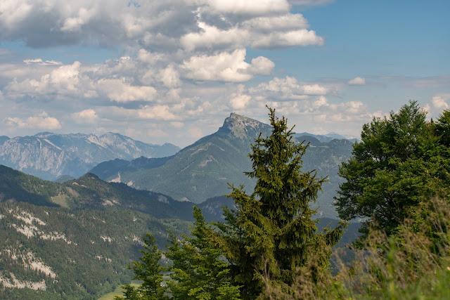 Von Hof bei Salzburg auf den Filbling  Wandern in der FuschlseeRegion 13