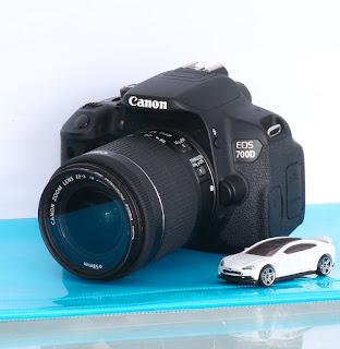 Canon EOS 700D Bekas Di Malang