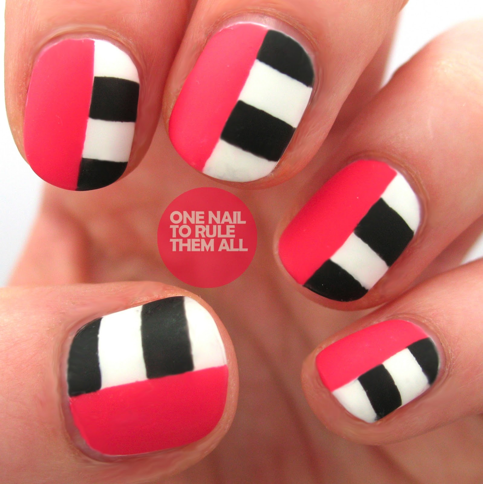 Pretty Nail Art: One Nail To Rule Them All: Born Pretty Store BK Review