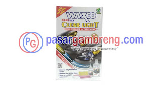 Jual Waxco Clear Light Lens