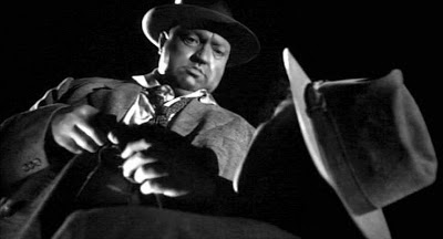 Touch of Evil, Directed by Orson Welles, Orson Welles as Police Captain Hank Quinlan, Innovative Camera Angle