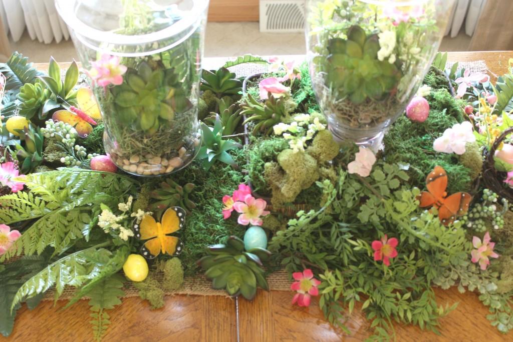 6 beautiful spring table setting ideas petite haus for Beautiful table settings for spring