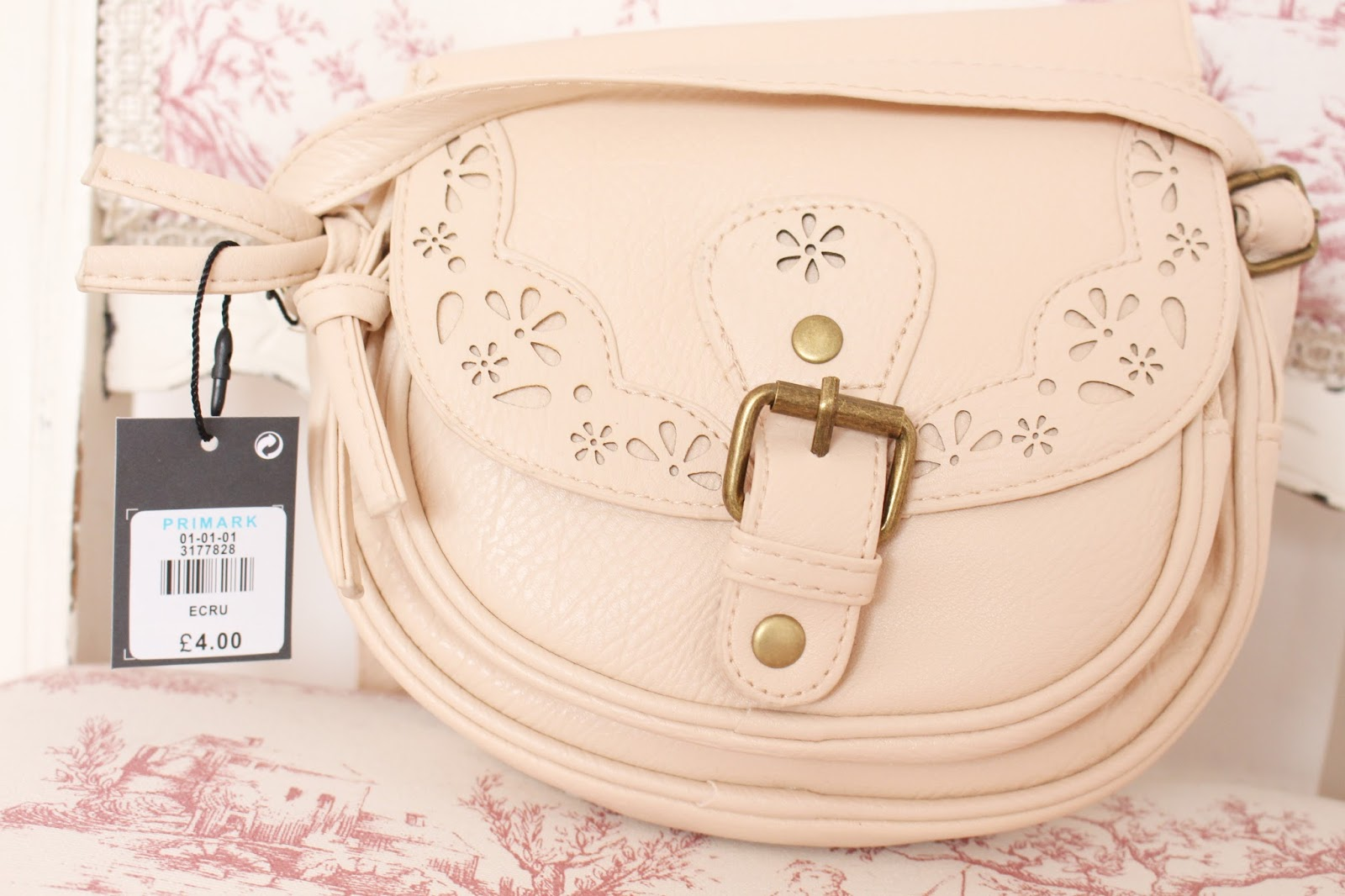Summer Primark Haul April 2014 Cream Bag