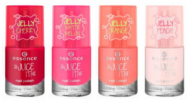 Essence juice it esmaltes