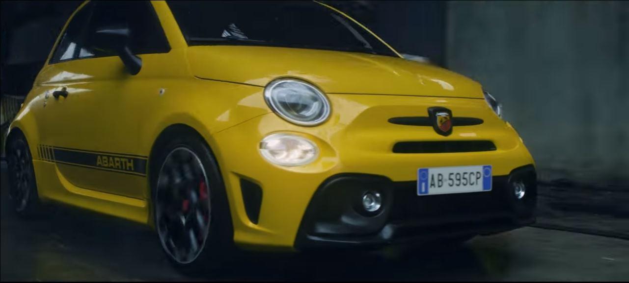 Canzone Pubblicità Nuova Abarth 595 (Fiat)