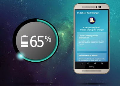 BATTERY SAVER APPLICATION ANDROID PHONES – DR. BATTERY