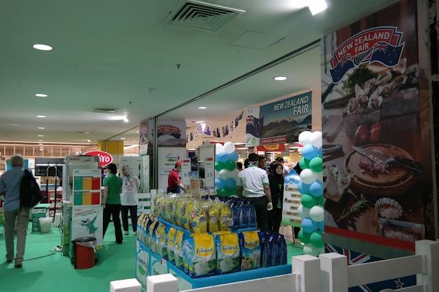 AEON Presents Taste NZ Food Fair