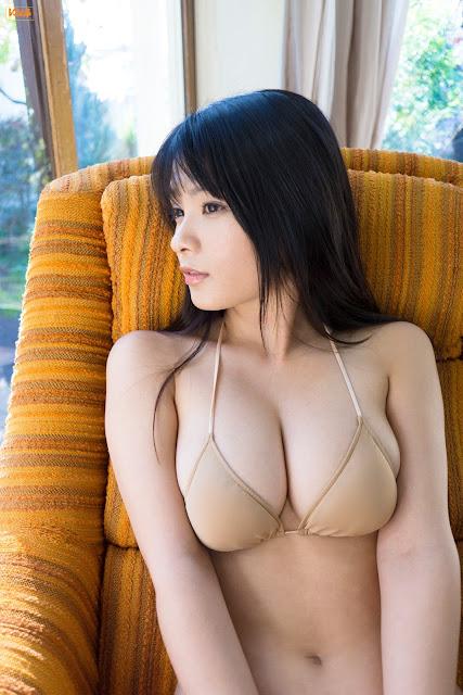 Hoshina Mizuki 星名美津紀 Bomb TV Photos 05