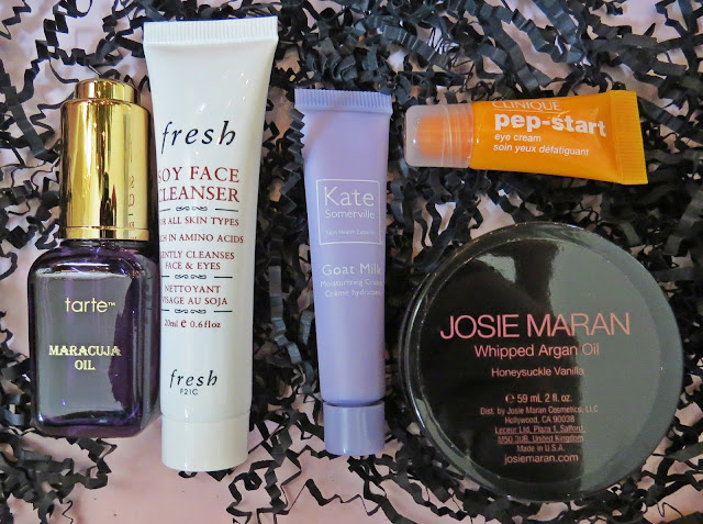 Tarte Fresh Kate Somerville Clinique Josie Maran