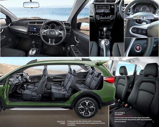 SUV Honda BR-V