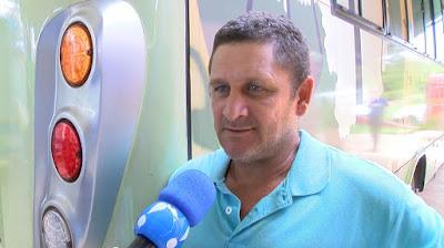 Wilson Joaquim, pai de uma vítima, em entrevista ao 'Documento Verdade' - Crédito/Foto: Divulgação/RedeTV!