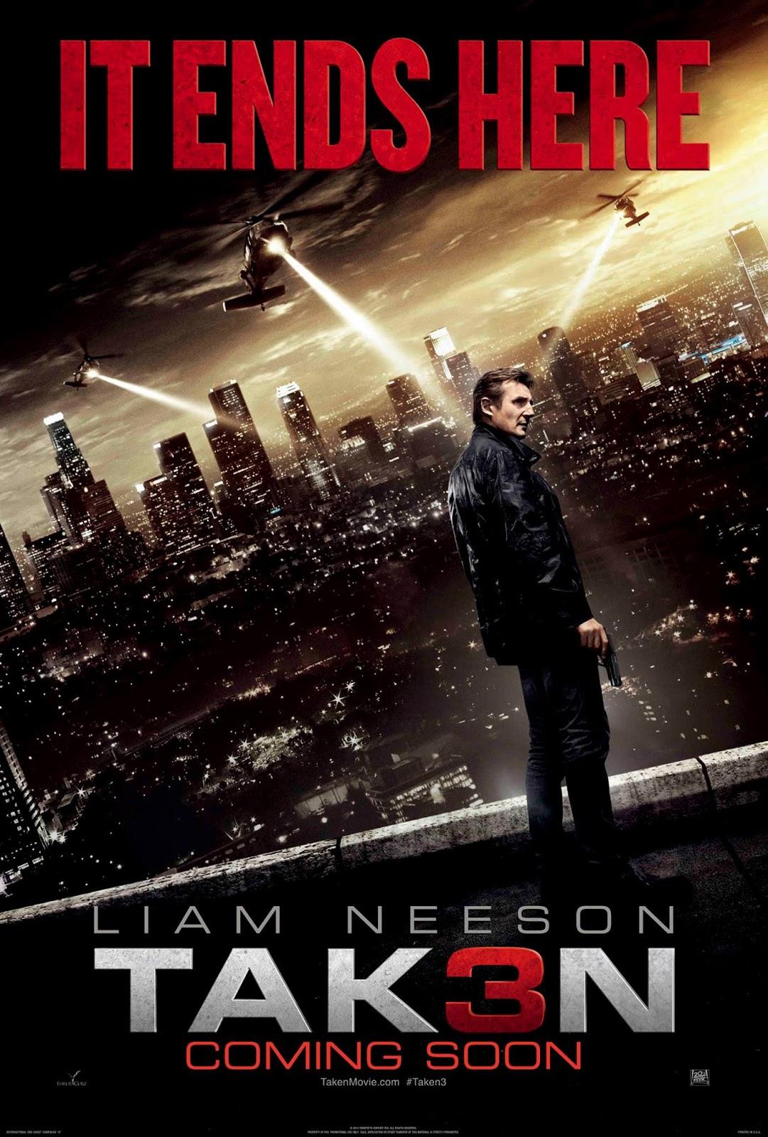 Nonton Film Taken 3 (2014)