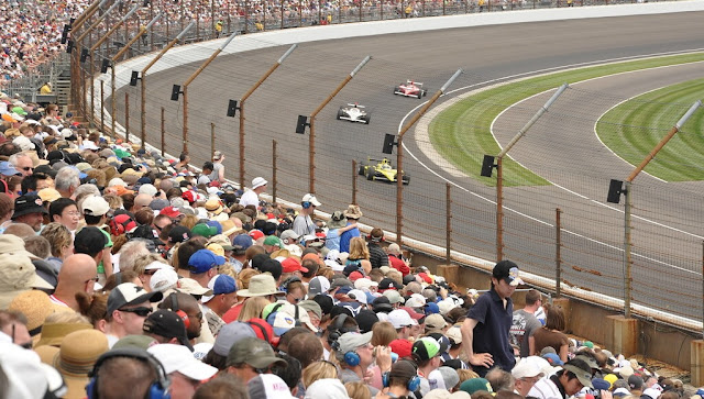 Image: Indianapolis 500 - Race Day - 2011, by Momentcaptured1 on Flickr