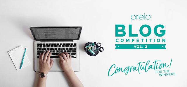 Yeay, Tulisan Saya Masuk Nominasi Top 100 Artikel Versi Prelo Blog Competition