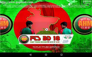 FTS BD 18 FINAL by AHM Apk + Data Obb Android