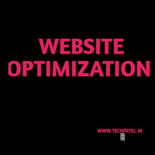 WEBSITE OPTIMIZATION KAISE KARE?