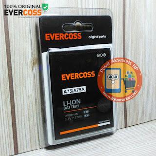 Jual Baterai Evercoss A75 A75A A75G Original 100%