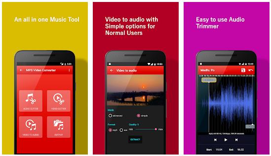 Cara Mengubah Video Menjadi File Mp3 Pada Android