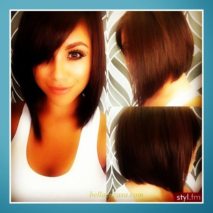 cortes de cabello para mujeres morenas cara redonda