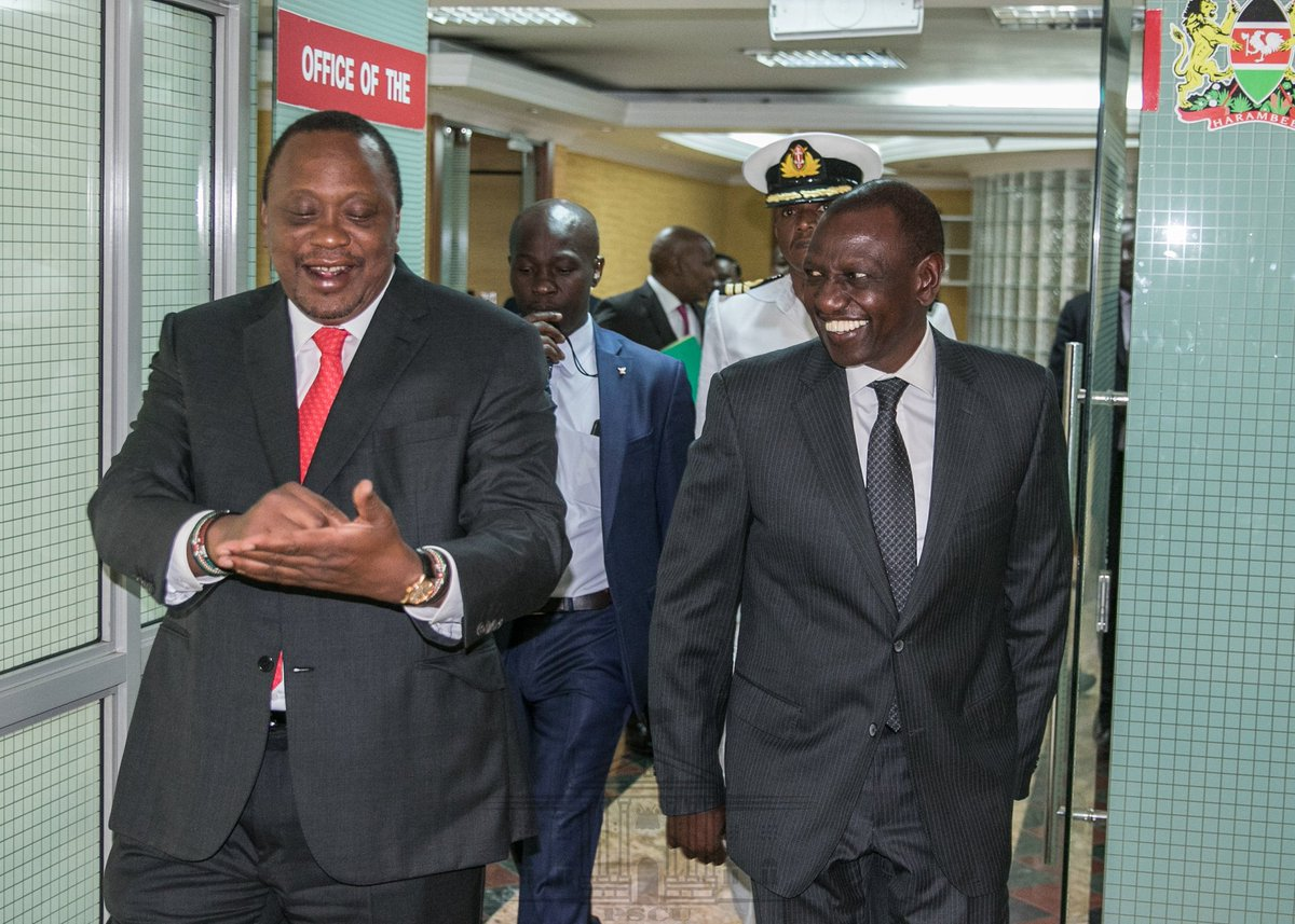 What's Raila's Role In Government? Shocking Details From Uhuru Ruto Lunch Meeting Revealed