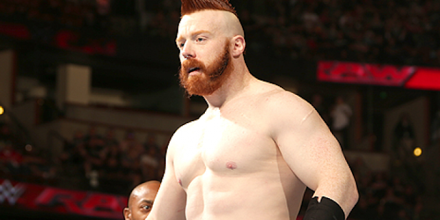WWE Sheamus Wrestler Latest Image