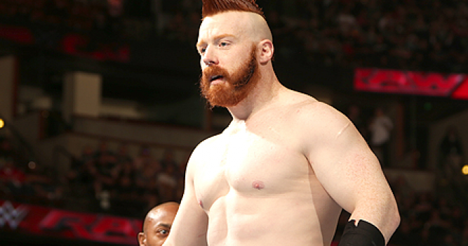 WWE Sheamus Wrestler Workout Routine - Weight Loss Tips ...