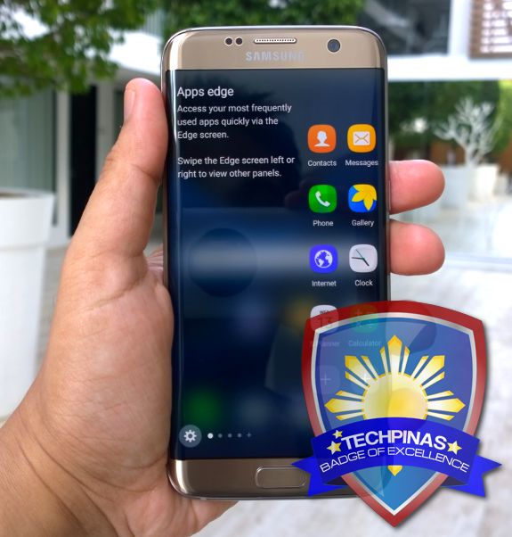 Samsung Galaxy S7 Edge Philippines, TechPinas