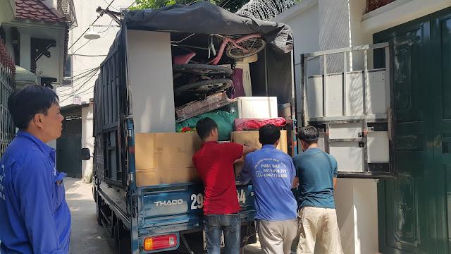 chuyển nhà Bắc Ninh