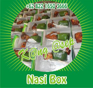 Layanan Nasi Box di Bandung