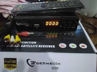 receiver getmecom