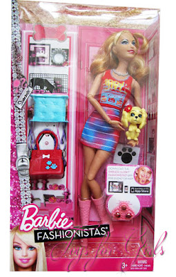 Саммер барби с щенком Barbie Fashionistas Summer doll with pet