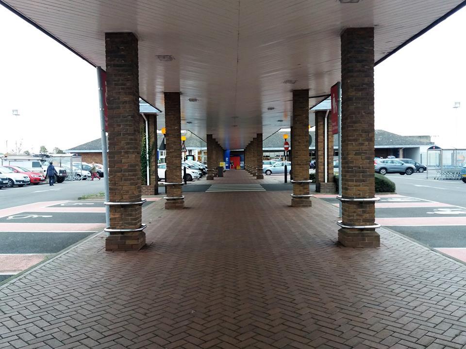 Martin Brookes Oakham Rutland England Tesco Superstore