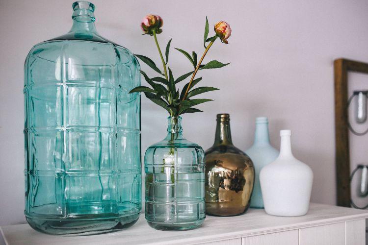 Jak dekorować szkłem