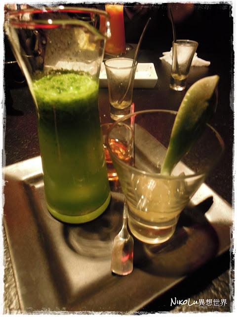 蜂蜜石蓮蘆薈汁