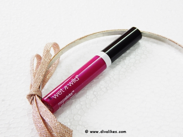 Wet n Wild MegaSlicks Lip Gloss Berried Treasure